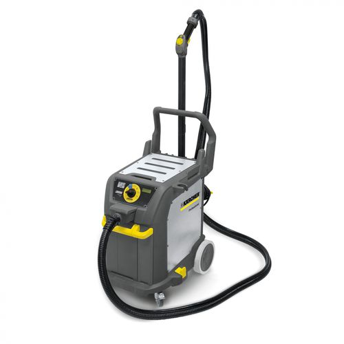 commercial vacuum cleaner / canister / water