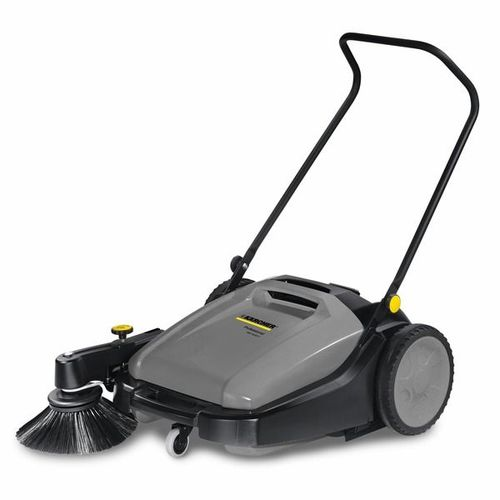 walk-behind sweeping machine