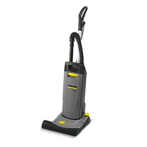 commercial vacuum cleaner / vertical / for commercial buildings