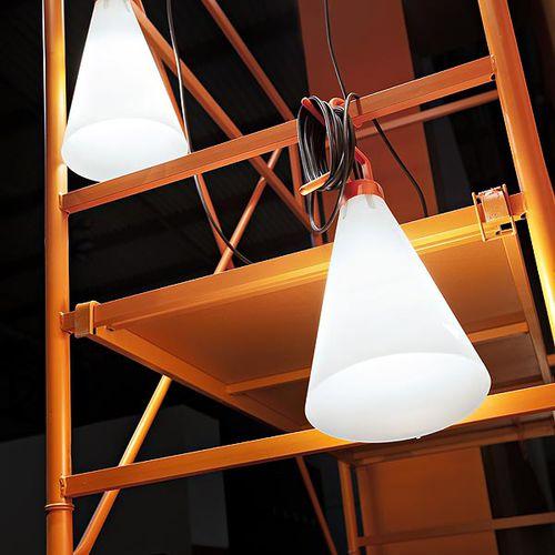 portable lamp / contemporary / polypropylene / LED