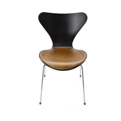 Chair cushion / leather / fabric SERIES 7 by Arne Jacobsen Fritz Hansen