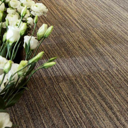 Carpet tile / loop pile / structured / polyamide BATIK  Balsan