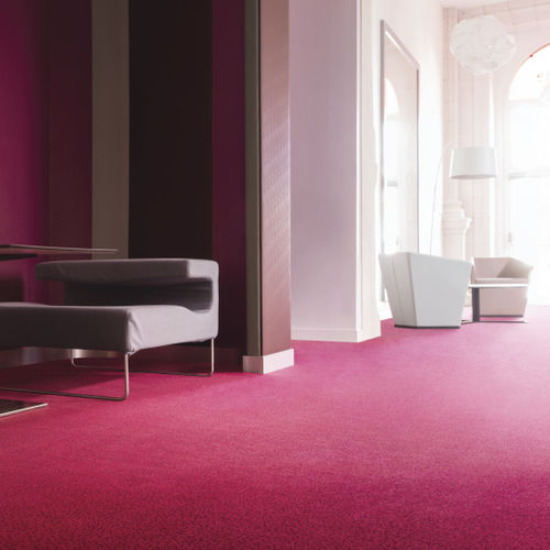 tufted carpet / cut pile / polyamide / tertiary