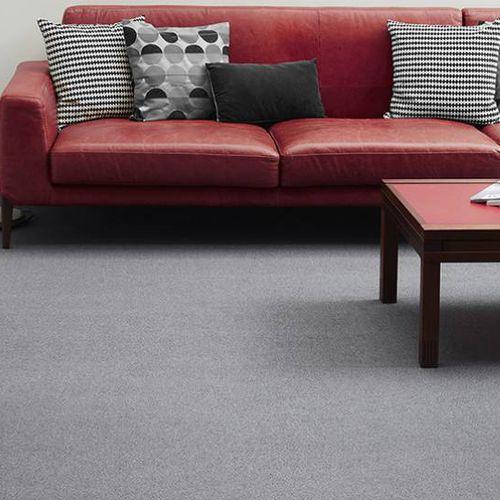 tufted carpet / cut pile / polyamide / home