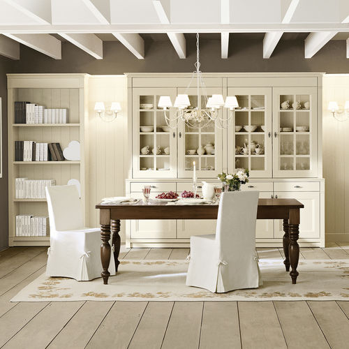 traditional dining table - Minacciolo