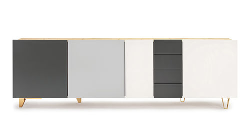 contemporary sideboard - SUPERGRAU Möbeldesign OHG