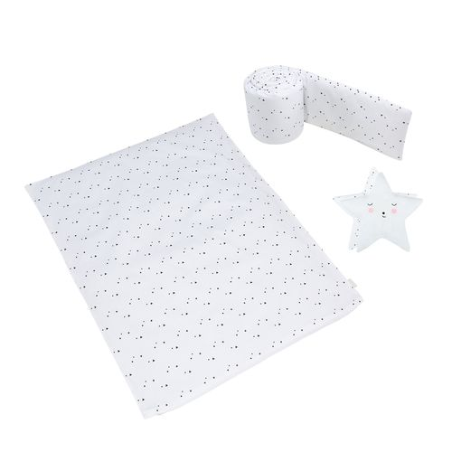 cotton quilt / for bassinets / baby