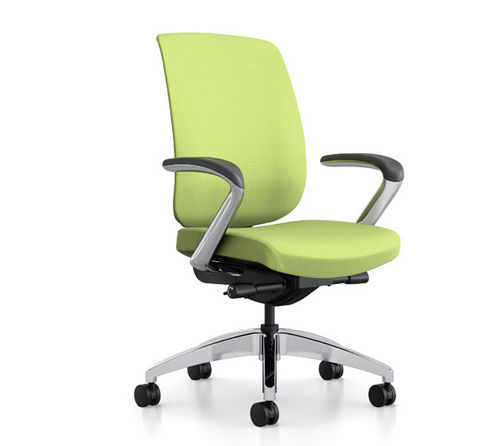 Office chair / contemporary / adjustable / swivel ACCESS Allsteel