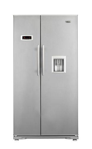 American refrigerator / stainless steel