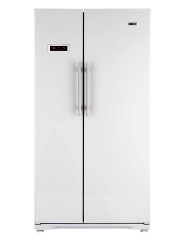 American refrigerator / white