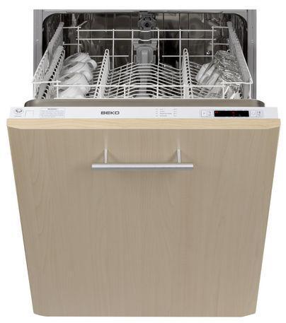 front-loading dishwasher / built-in