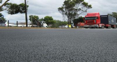 asphalt flooring / road / residential / textured