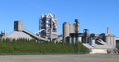 Portland cement / high-performance