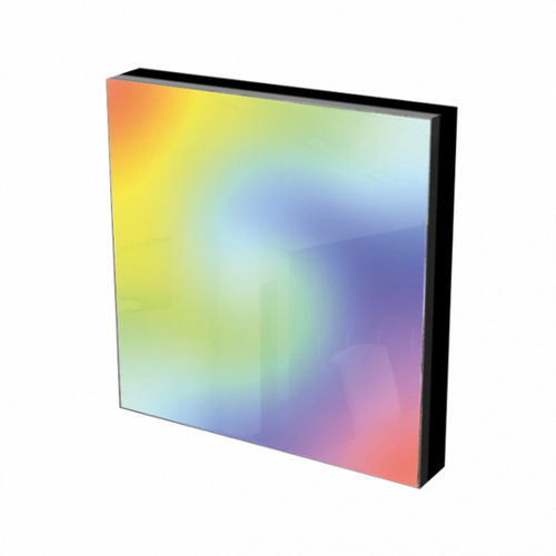 wall-mounted LED panel / RGB