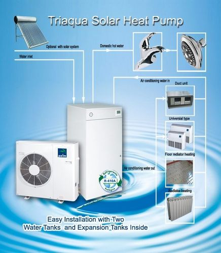air/air air source heat pump 3AQUA-11 SPLIT ALL IN ONE Palm Air Conditioning & Equipment Co.,Ltd