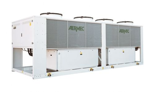 air/water air source heat pump RVB AERMEC