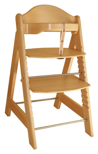 baby highchair SIT UP + roba Baumann