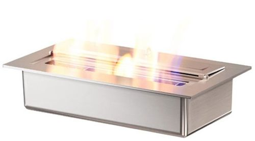 bio ethanol burner ZIP blu box fireplaces