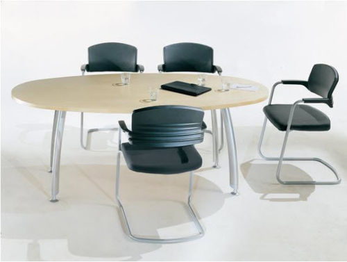 boardroom table QUAD Samas