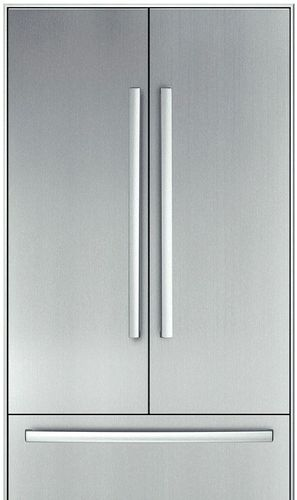 built-in energy efficient bottom mount refrigerator (Energy Star certified) B36IT71SNS BOSCH