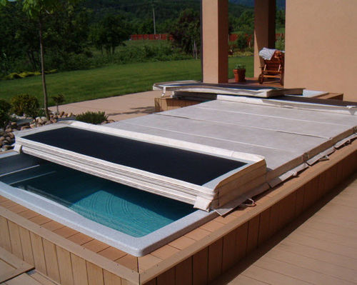 built-in swim spa XL USSPA, s.r.o.
