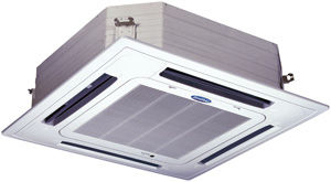 cassette split air-conditioner (reversible) KSR36C, KSR48A Zenith Air