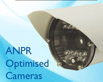 CCTV bullet video camera for video surveillance ANPR  DEDICATED MICROS