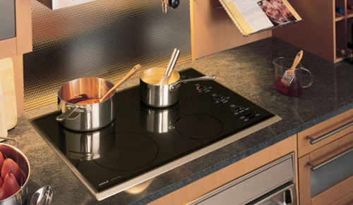 "ceramic glass hob: induction 30"" Wolf Appliance Company"