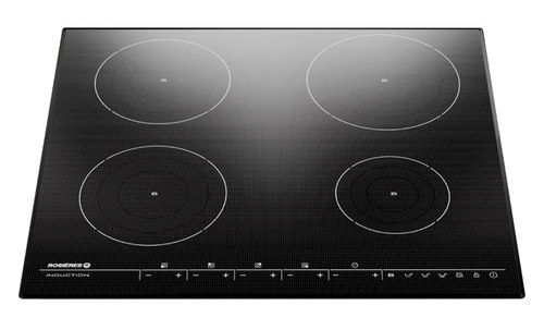 ceramic glass hob: induction RBI 647 MM Rosières