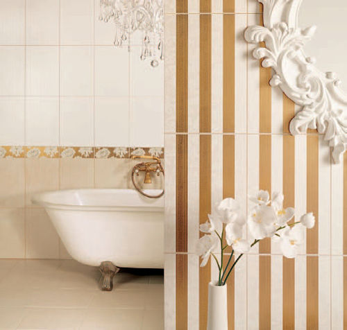 ceramic wall tile: striped CRISTINA TAU Cerámica