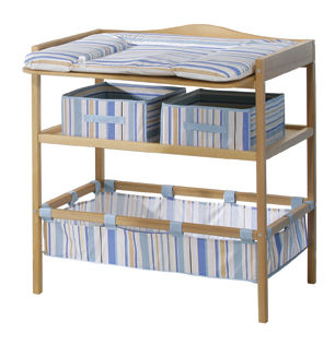 changing table (boys) 1281 V39  roba Baumann