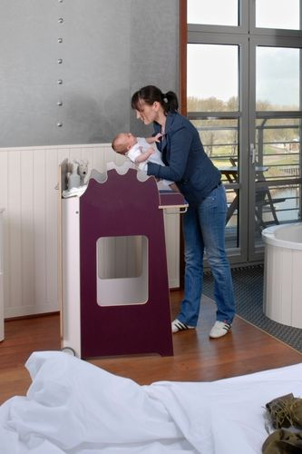 changing table (unisex) MOWI Timkid