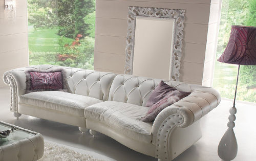chesterfield classic style sofa DAVID Unique Classic Trend