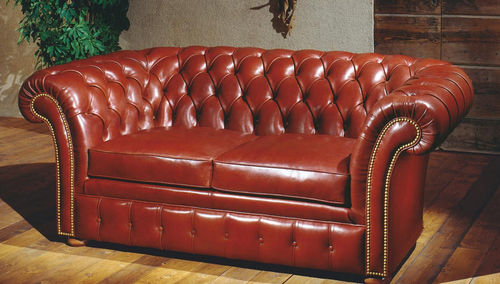 chesterfield classic style sofa HONDURAS Poles Salotti