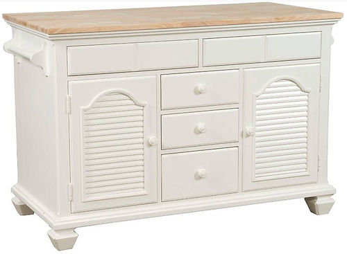 classic kitchen island MIRREN HARBOR  Broyhill