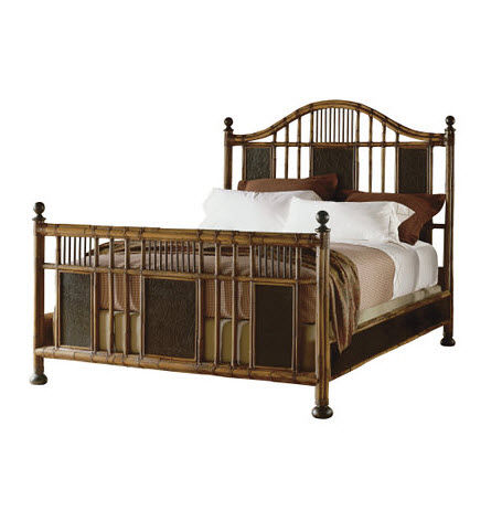 classic style double bed QUEEN MALACCA Baker