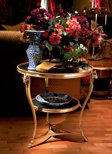 classic style pedestal table 0572 PROVASI