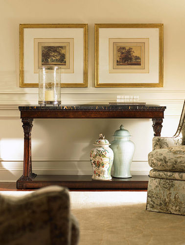 classic style sideboard table WELLINGTON COURT - MARBLE CENTURY FURNITURE
