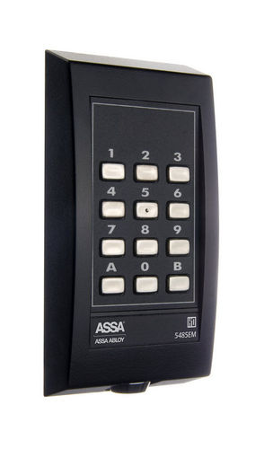 code keypad for access control ASSA ABLOY