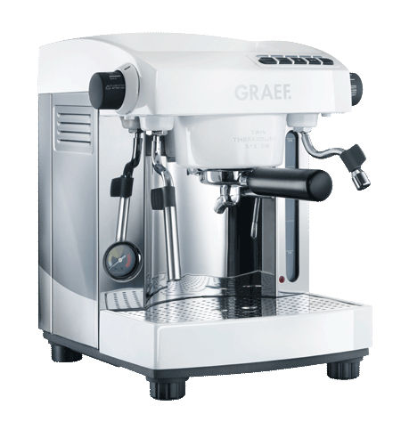 coffee pod machine ES 91 Graef