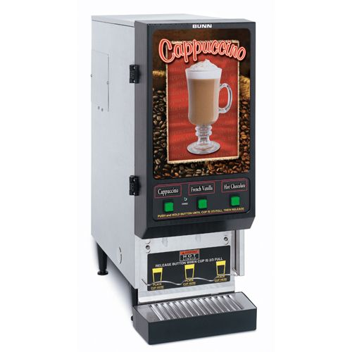 coffee vending machine FMDA-3 SS Bunn-O-Matic Corporation