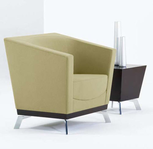 commercial armchair  ACHELLA by Christopher Anichella  Arcadia Contract