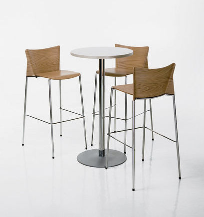 commercial bar chair DOME by Asko Lax PIIROINEN