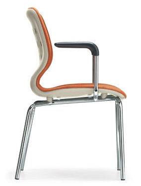commercial chair with armrests TU Sittris
