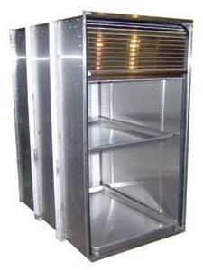 commercial dumbwaiter  JEEVES RST, 250 lb, 35-50' Nationwide Lifts