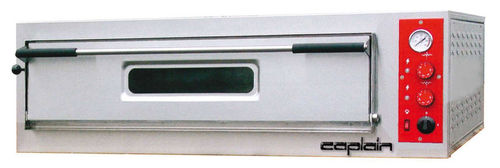 commercial electric 1 chamber pizza oven FPX01PE caplain machines