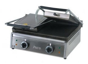commercial electric contact grill ANGUS 2 SARO