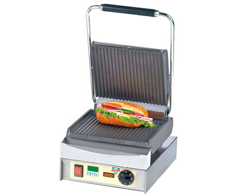 commercial electric contact grill W-PANINI MASTER AR.TECH