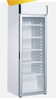 commercial glass door refrigerator KBC 375 C KLEO Refrigeration