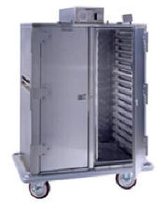 commercial heated holding cabinet with casters PH1470 CARTER-HOFFMANN